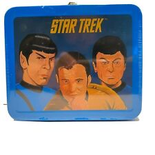 "Hallmark School Days ""Star Trek"" Lunch Box Numbered Edition 1999"