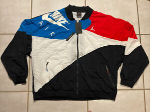 NIKE AIR JORDAN LEGACY AJ RETRO 4 Jacket What The Light Men's 3XL [CQ8307-010]