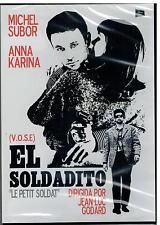 El soldadito (Le petit soldat) (v.o. Francés) (DVD Nuevo)