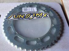 Sunstar 520 Steel Rear Sproket 46T Natural 2-367946 YAMAHA
