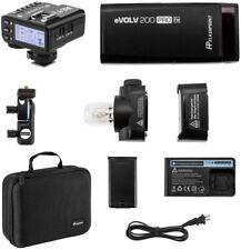 Flashpoint eVOLV 200 TTL Modular Strobe (Fujifilm)