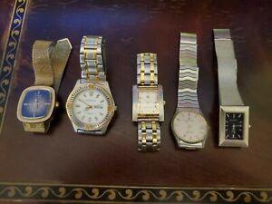 5 Watches Pot Luck! Lot 103