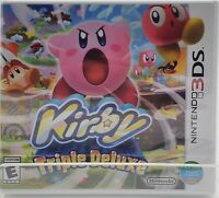 Kirby Triple Deluxe - Nintendo 3DS [video game]