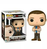 The Big Bang Theory Pop!Funko Sheldon Cooper Television 776 PREORDER NOVEMBRE