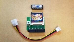 GOLDEN TEE 2001 -2006 COMPLETE COMPACT FLASH KIT RED / GREEN BOARD > YOU CHOOSE