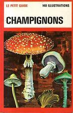 CHAMPIGNONS / ESPECES EUROPEENNES / PIERRE MONTARNAL / Ref 50165