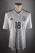 Deutschland Trikot Gr. 8 L #18 Adidas adizero 2017 DFB Germany Confed Cup Player