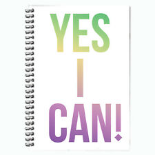 Food Diary WEIGHT WATCHERS Points Journal Planner Book 3mth Diet /Yes I Can!