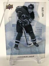 2014-15 Upper Deck Trilogy Jaromir Jagr Crystal 107/275!