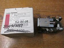 NEW NOS Cutler Hammer 9575H2616-66 Type AA Relay 2 Poles N.O. 110/120V 50/60Hz