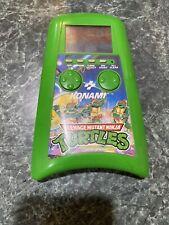 Vintage 1989 Konami Handheld Teenage Mutant Ninja Turtles Game *NOT WORKING*