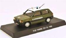 AM63 ITALIANI-FIAT PANDA 750 CL CARABINIERI SCALA 1/43 su plynth-registrato POST
