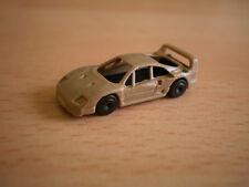 Ferrari F40 marron - Echelle N