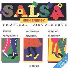 Salsa High Energy, Tu Eres - Todo, Todo - No Inventes Papito - Sopa De Caracol,