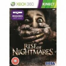 Xbox 360 - Rise of Nightmares **New & Sealed** Official UK Stock
