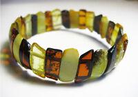 Elegante Natürlich Baltischer Bernstein Armband   !!!!