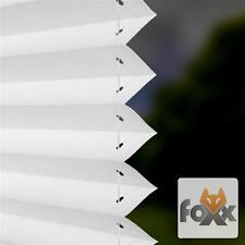 Plissee Foxx nach Ma�Ÿ für Dachfenster Velux GGU GTU GPU GHU GIU Faltstore Rollo