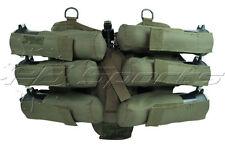 Valken V-TAC 6+1 Pod Tank Harness Paintball Pack Olive Tactical Pod Pack
