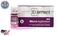 Element 400 Micro Applicator Microapplicators Microbrush Dental X Smallpink