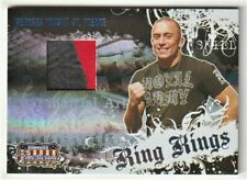 #1/5 GEORGES ST. PIERRE 2008 DONRUSS AMERICANA RING KINGS PRIME MATERIALS UFC