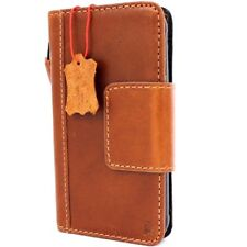 Genuine Soft Leather Case for Samsung Galaxy S7 active Cards slots id Window