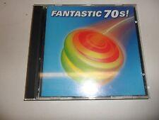CD  Various Artists - Fantastic 70's