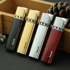 Fashion Cigar Butane Gas Refillable Jet Flame Cigarette Lighter