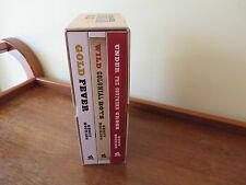 Bushrangers,Rebels and Gold - Stories under the Southern Cross - 3 books in case