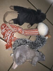 Dog Toys Bundle Used Unwanted Pooch  Dog Novelty Activities Animals Petface