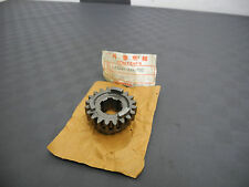 Getrieberad GEAR HONDA cr250 anno 81-82 cr250r New Part Nuovo