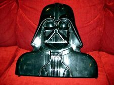 Vintage 1980 Kenner Star Wars Darth Vader RARE Carrying Case Head FREE SHIPPING