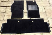 RANGE ROVER CLASSIC NEW FRONT & REAR FOOTWELL CARPET SET