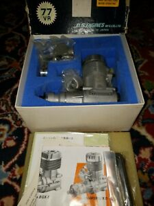 OS Engine - OS 77 VR ducted fan engine - new