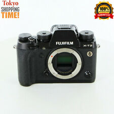 Fujifilm X-T2 Mirrorless Digital Camera Black Body FREE SHIPPING from Japan