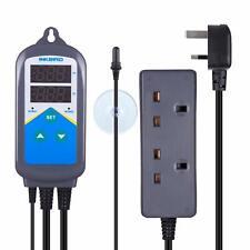 Inkbird Digital  Temperature Controller Aquarium Auto Thermostat Heating Tank UK