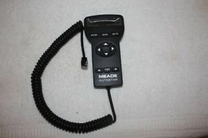 Meade 494 Autostar DS ETX 60 70 Telescope Hand Paddle Controller - New Old Stock