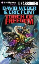 Wages of Sin: Torch of Freedom 2 by Eric Flint and David Weber (2014, MP3 CD,...