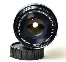 Minolta Auto Bellows Rokkor 1:4/100mm Minolta MD