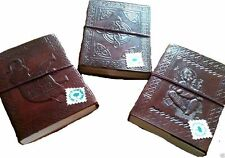Leather Back Diaries