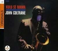John Coltrane - Kulu Se Mama (NEW CD)