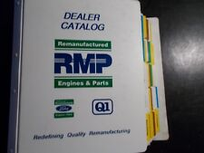 1975-1997 FORD LINCOLN MERCURY CAR & TRUCK DEALER PART NUMBERS CATALOG