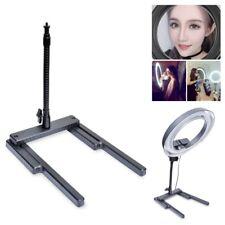 Studio Flexible Table Stand + Metal Flexible Gooseneck for 34cm Ring Light