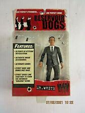 Reservoir Dogs Mr. White Action Figure Nib 2001 Mezco Artisan Harvey Keitel