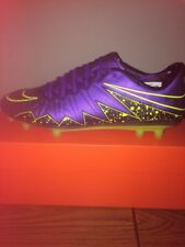 Football Boots Uk Size 8.5 Hypervenom Phinish FG