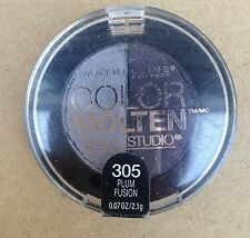 MAYBELLINE COLOR MOLTEN BY EYE STUDIO 0.07 OZ NEW with defects closeout