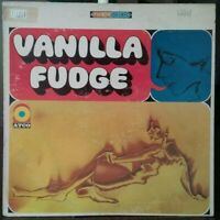 VANILLA FUDGE Self Titled ATCO SD33-224 LP NICE Vinyl