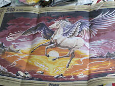 SEG Pegasus (Pegase) Needlepoint Canvas 932.70- 21x41 Inches (53x104 cm)