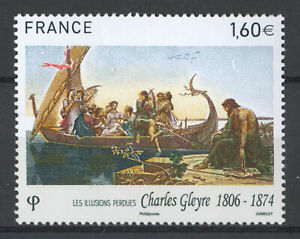 FRANCE 5069 CHARLES GLEYRE, NEUF xx LUXE