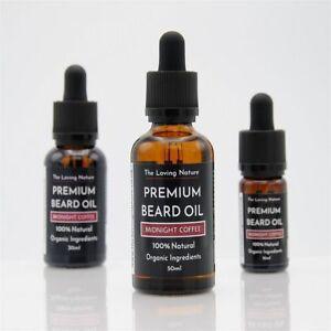Coffee Beard Oil - Premium Quality, 100% Natural Organic Vegan Beard Oil