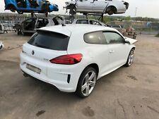 VW SCIROCCO R Line LC9A Bianco Puro PGT del comune Cambio Pezzi Motore Rottura Pedale * *